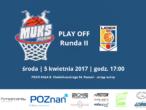 II runda PLAY-OFF z Pruszkowem