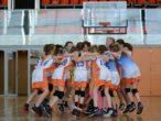 Młodziczki Młodsze MUKS KÓRNIK 7. w rozgrywkach ligowych