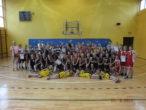 Wielki finał ligi klas V MUKS Poznań – Poznańskie Centra Koszykówki