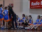 Młodziczki Starsze z Kórnika przegrywają w Lesznie