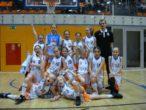 Żaczki MUKS Kórnik wygrywają ostatni mecz w rundzie zasadniczej