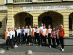 Młodziczki Młodsze MUKS Poznań wygrywają w Ostrowie