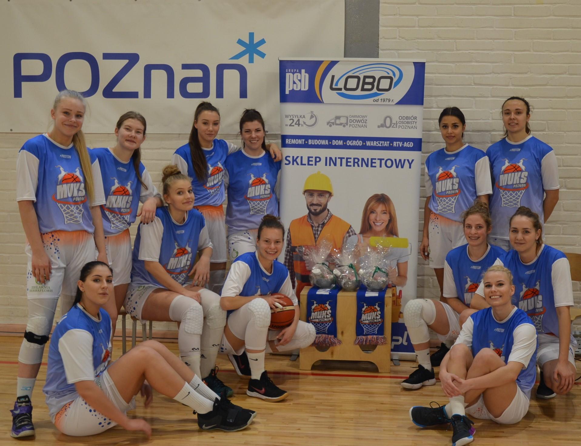 Pewne zwycięstwo nad ENEA AZS AJP III Gorzów Wielkopolski