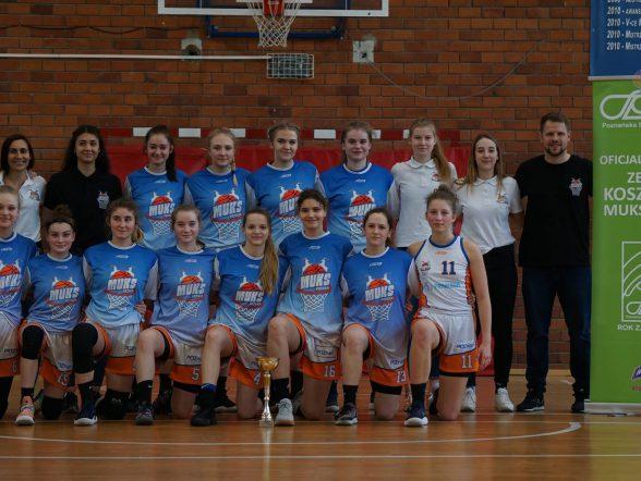 Juniorki w półfinale Mistrzostw Polski
