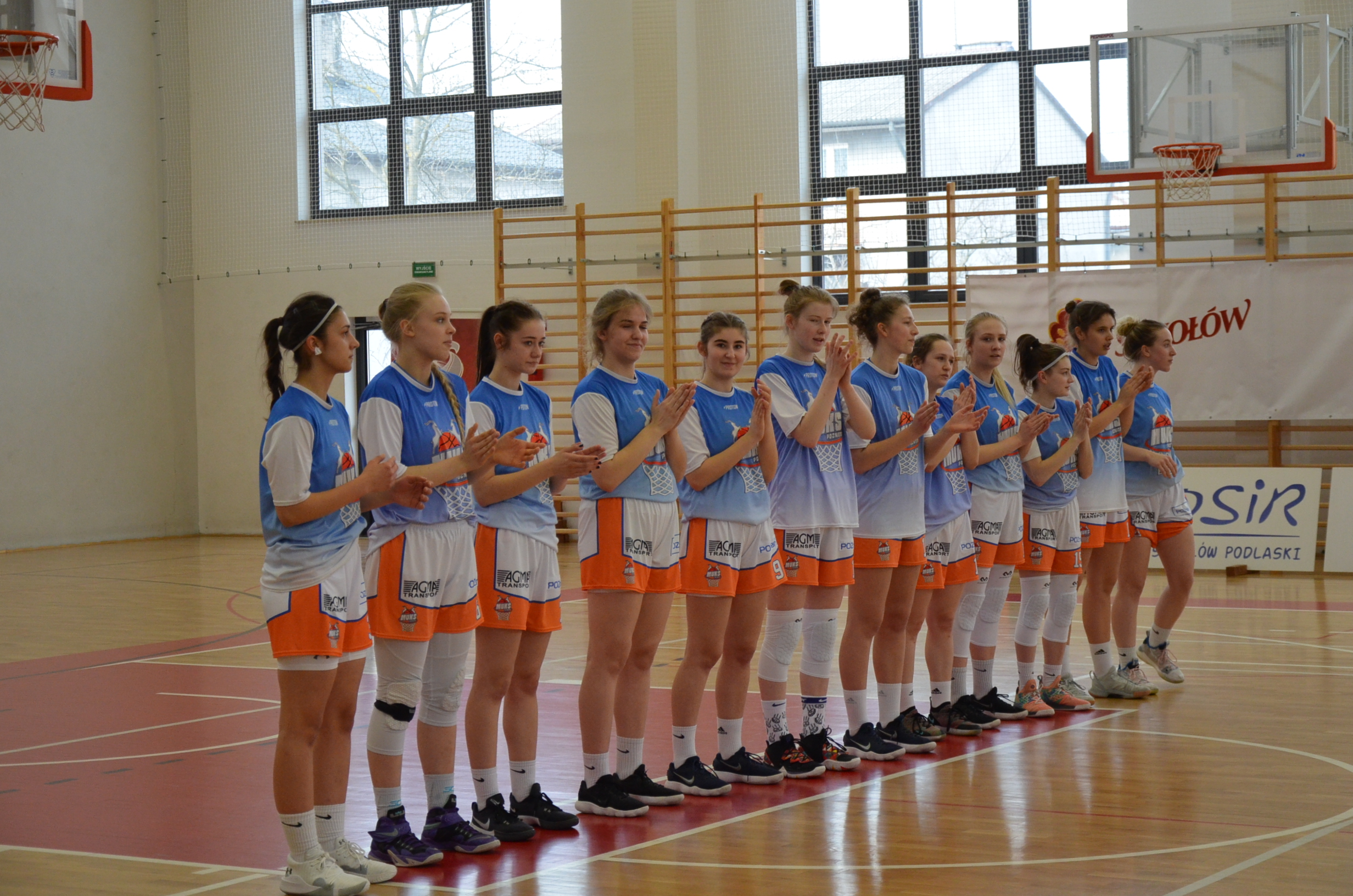 Juniorki w finałach Mistrzostw Polski
