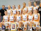 Juniorki na 6. miejscu w Polsce