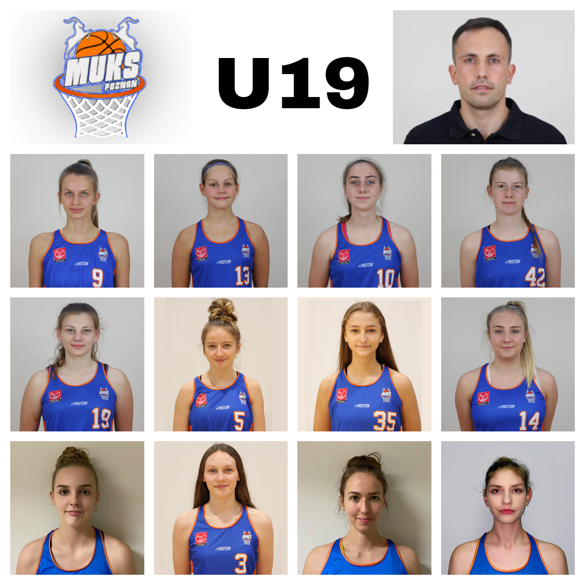 U19: Przegrana w poznańskich derbach