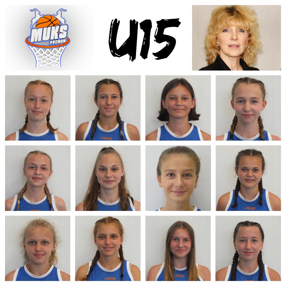 U15: Cenne zwycięstwo Kadetek