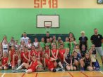 Turniej klas IV Poznańskich Centrów Koszykówki MUKS