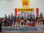 Kadetki wicemistrzyniami Polski