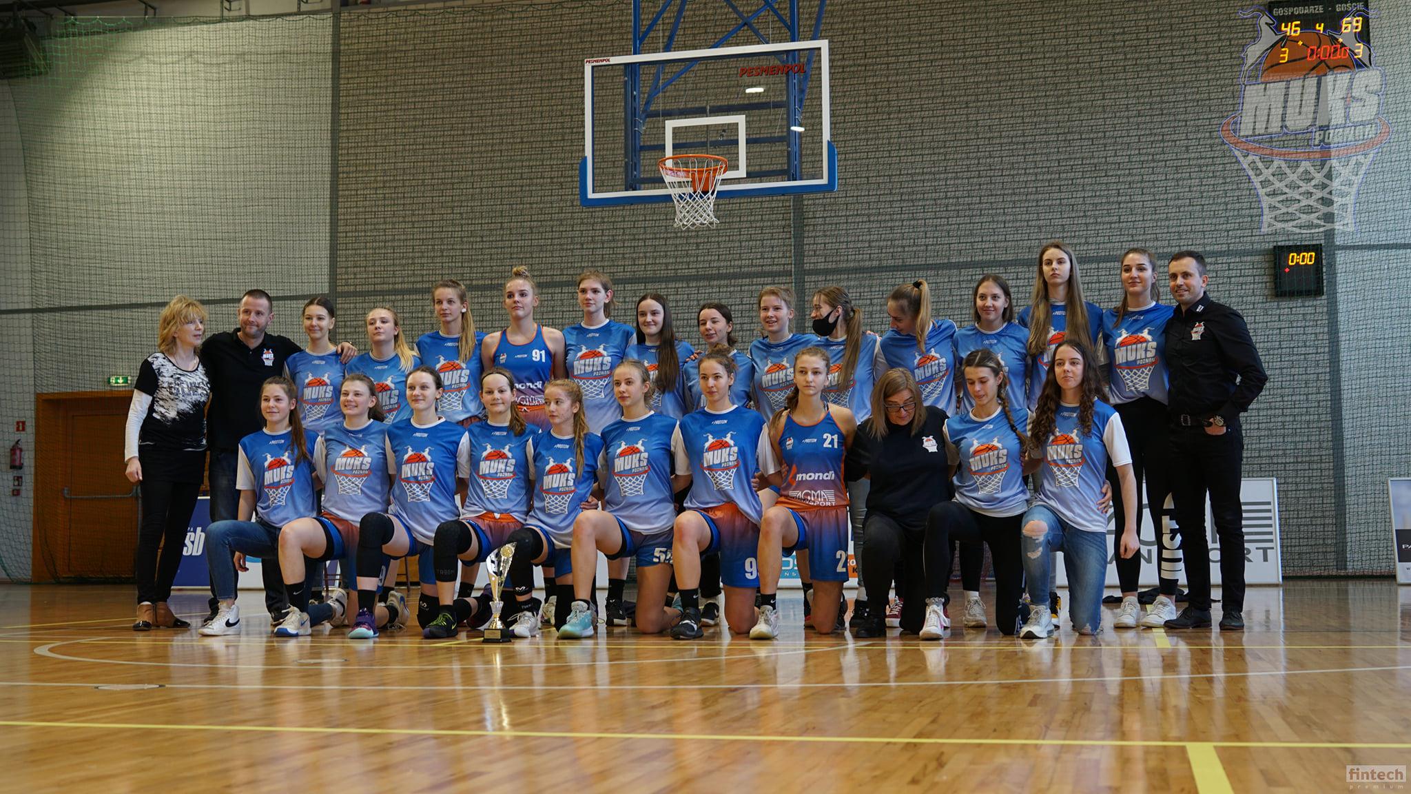 U19: Juniorki Starsze z awansem do 1/2 Mistrzostw Polski