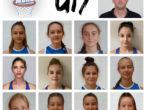 U17: Juniorki wygrywają z Kusym