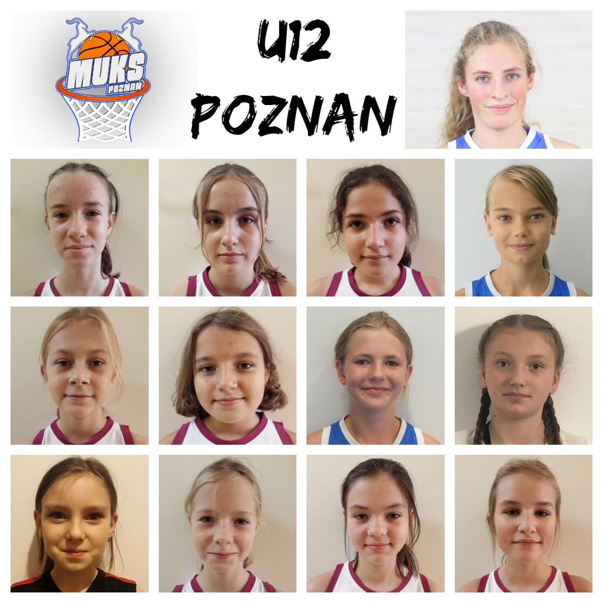 U12: Dominacja Młodziczek Młodszych