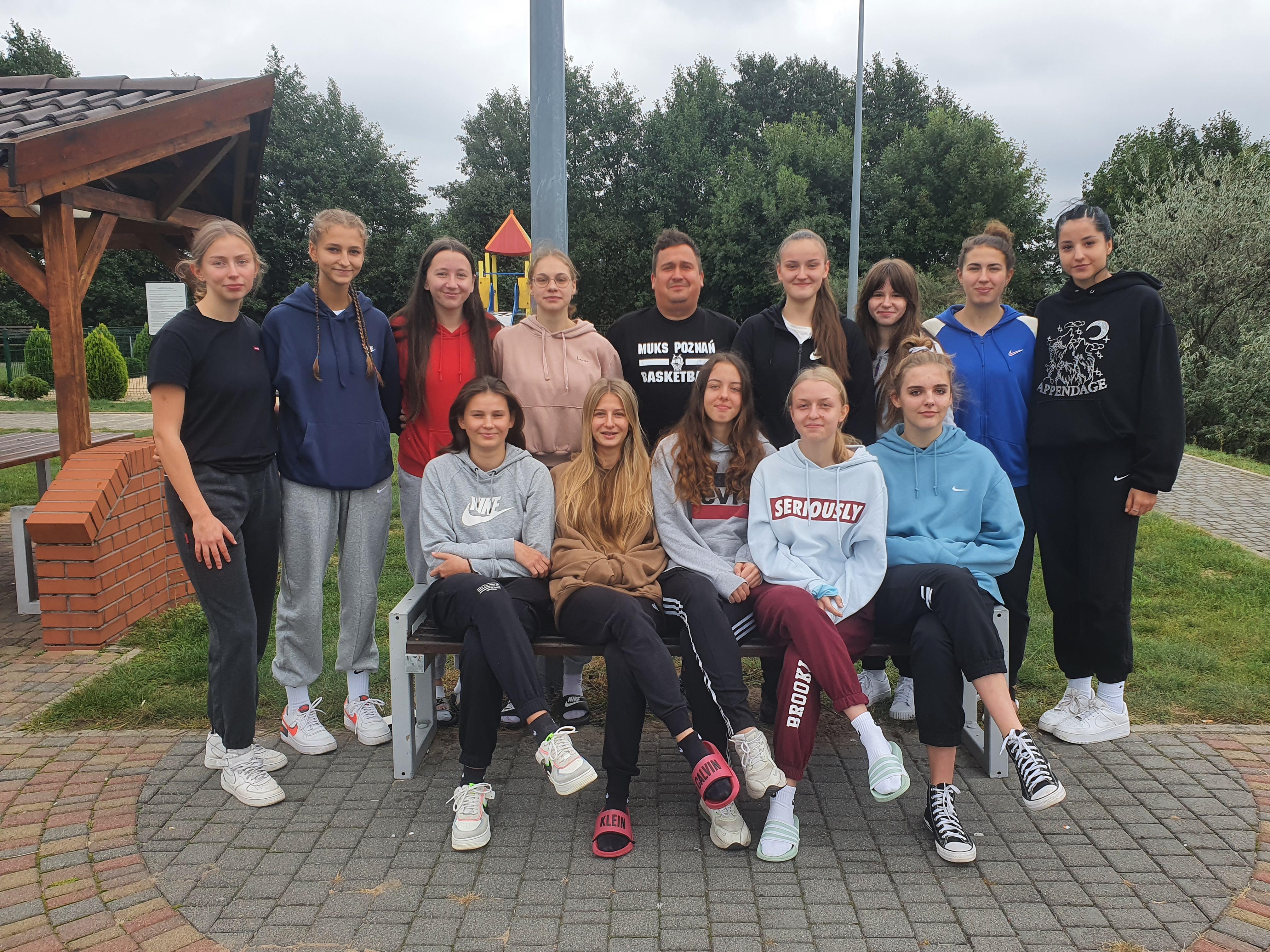 U17: Juniorki zagrały w Łodzi